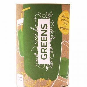Vegetarische Greens bij Vegan Flex NutriFit